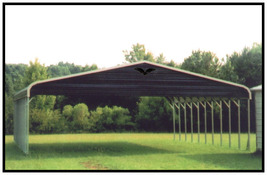 Triple Wide Carport