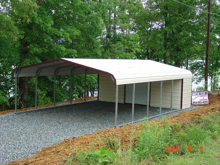 Carports Louisiana LA | Louisiana LA Metal Carports