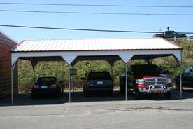 Carports | Metal Carports | Steel Carports | Mississippi | MS